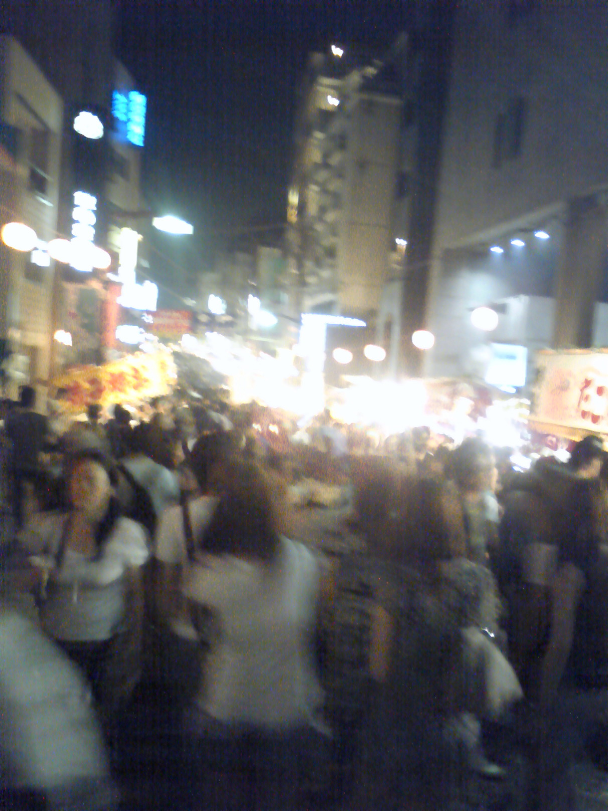 麻布十番祭り☆