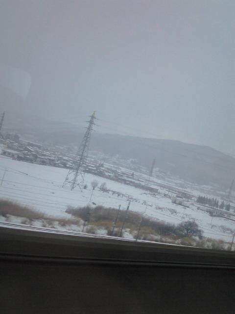 東北めっちゃ雪だし(<br />  笑)