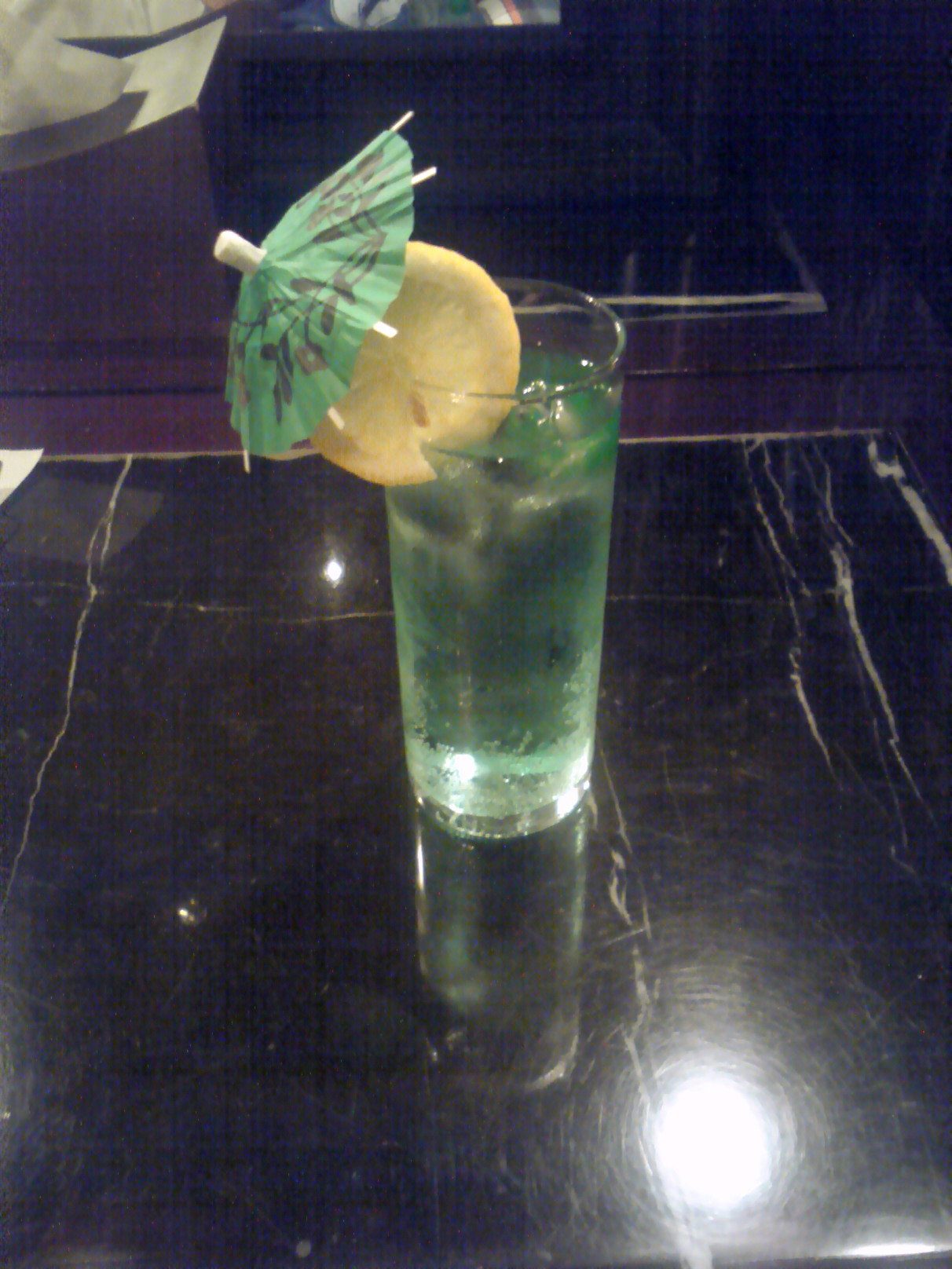 """Over The Sea"" Cocktail☆"